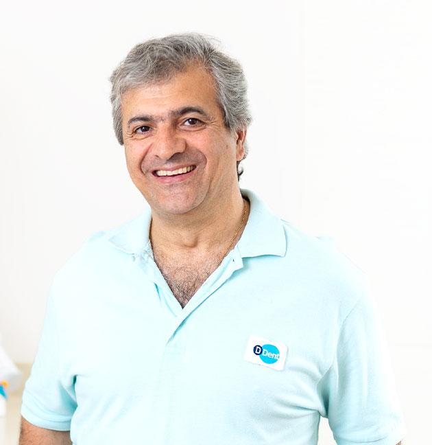 Mostafa Shirazi Zahnärtzlicher Leiter Bremen Lesum
