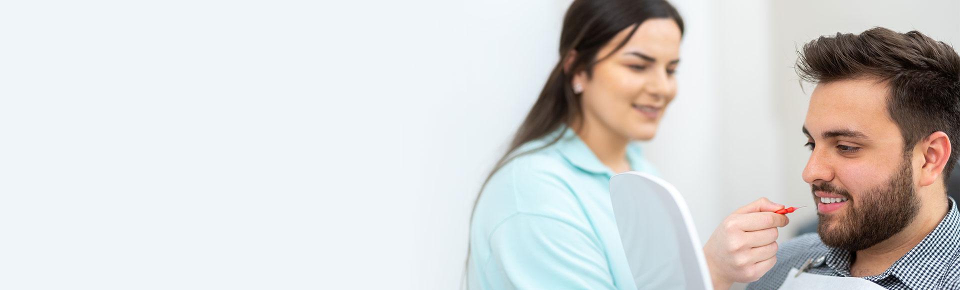 Zahnarzt professionelle Zahnreinigung Bremen